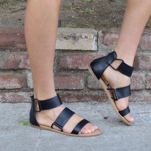 Shoes - Strappy Gladiator Sandal
